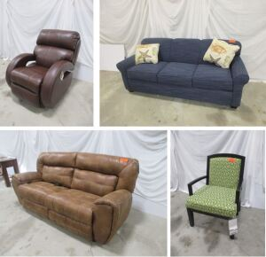 Surplus Furniture Auction December - Pittsburgh, PA