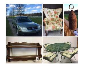 Downsizing Liquidation Auction