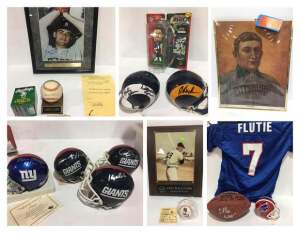 Sports Memorabilia/Hot Wheels Auction