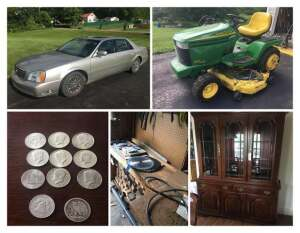 Farm Liquidation Auction -  Darlington, PA