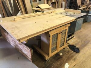 Woodworking Shop Liquidation - Pittsburgh, PA