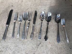 Silverware Business Liquidation - Enon Valley, PA