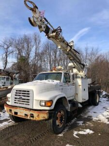 Fiber Cable Business Relocation Auction - New Brighton, PA