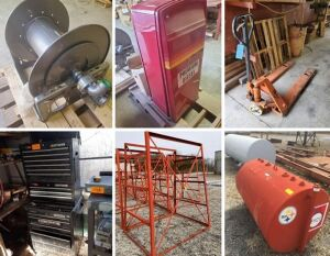 Reitz Inventory Auction - Brookville, PA