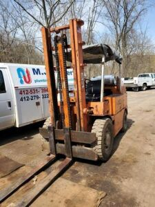 Industrial Repair Shop Auction - Bridgeville, PA