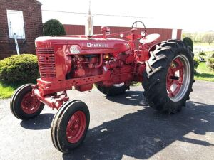 Farm/Tractor Auction - New Galilee, PA