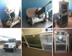 Multi-Business Liquidation Auction - Negley, Ohio