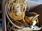 Set of 4 work lights- on same cord