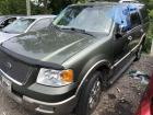 GREEN 2003 FORD EXPEDITION