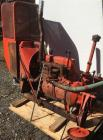 CASE 4 CYLINDER MOTOR WITH TRANSMISSION & EXTRAS - CAME OFF COMBINE POSSIBLY - FORD MOTOR MADE IN ENGLAND