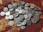 LOT OF COINS - 2 ROLLS OF BUFFALO NICKLES