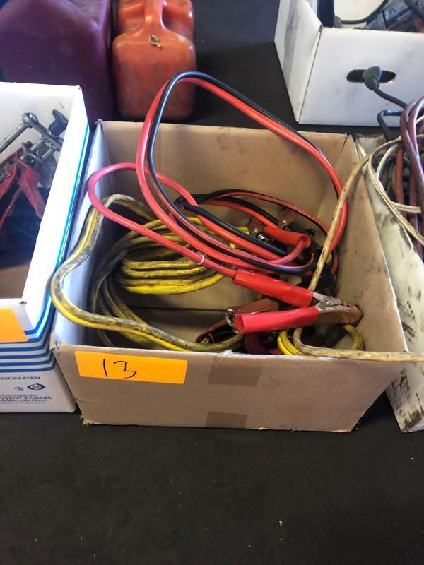22 pa wiring box of jumper cables  box of jumper cables