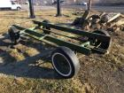 Farm wagon frame approximately 12' long X 41/2' wide