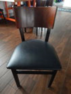 (X12) Padded Chairs 2.5' High