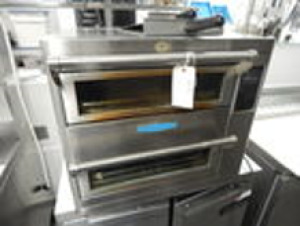 "Turbo Chef Double Door Pizza Oven 2'2""x1'11""x2'3"""