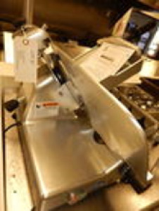 Globe Meat Slicer (Like New)
