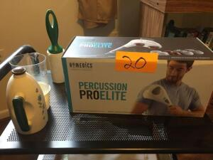 Percussion pro elite, lint roller folder filings
