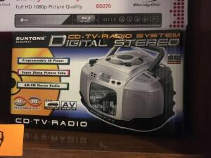CD-TV-Radio, Blu-ray Disc player adult collectible road champs classic car