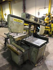 Hyd-mech S-20 series II band saw - 480 volts