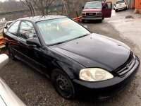 BLACK 2000 HONDA CIVIC