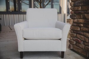 Norwalk White Chair