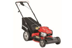 NEW Craftsman Self-Propelled Gas 163cc Push Mower