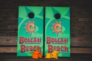 Beulah Beach Corn Hole