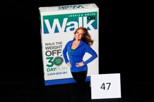 Walk Off the Weight - 30 Day Plan - Set of 3 DVDs