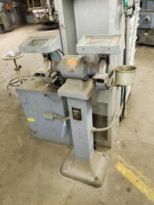 Rockwell dual grinder - 3 phase