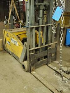 Prime mover walk behind forklift - chassis SC-40 - SN: 2980