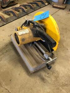 14in cut off saw - speed series