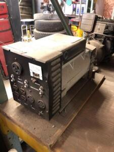 Electric generator motor - model ar100 - gas powered