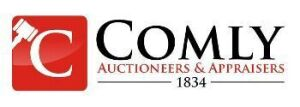 This auction is in partnership with Comly Auctioneers