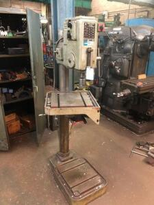 Solberga mekaniska drill press - made in Sweden - SE725 - SN 7555