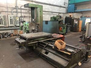 Ayce boring and milling machine - AC 90 - 90G4 - 220 volts