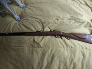 Thompson Center Arms 50 caliber flintlock - never fired