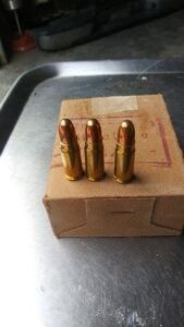 10 boxes of 7.62x25 pistol ammo - 70 rounds per box