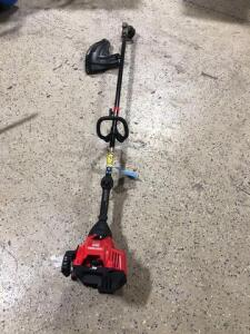 Craftsman- two cycle- 25 cc -straight shaft weed whacker