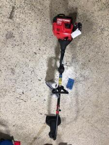 Craftsman -two cycle -25cc curve shaft Weedwhacker