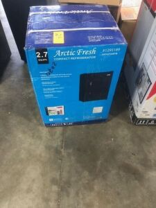 Arctic Fresh Compact Refrigerator - 2.7 ft.