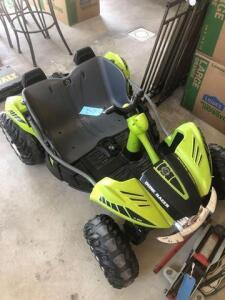 12 V -DUNE RACER - POWER WHEELS - Roughly 3' x 4'