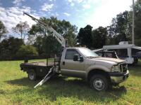 2007 FORD F350 BOOM TRUCK - Vehicles can be viewed by appointment: 724-561-9167 - 10