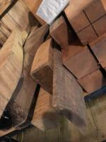 LARGE LOT OF CURLY MAPLE AND WALNUT - 6