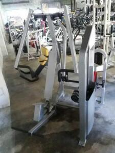 Strive smart strength chest press workout machine