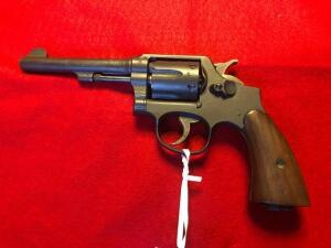 Smith & Wesson .38 revolver - Marked United States Property