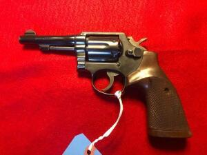 Smith & Wesson .38 Special CTG revolver, model 16