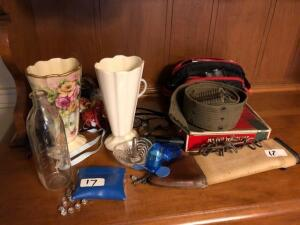 lot of misc. decorative pieces