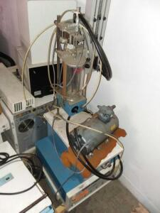 HIAC particle size analyzer model pc-320 with HIAC automatic bottle sampler