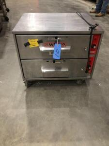 "AIS Commercial Parts & Service WITTCO Warmer Drawer With Moist And Crisp Functions (H 25""- L 28""- W- 22"") Model# 200-2R-C-3"