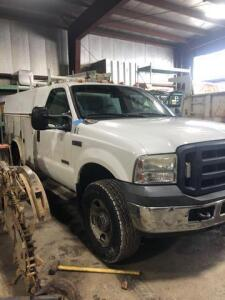 Ford 2006 F-350 XL Super Duty (vin 1FDWF31P46ED11248) (engine issues) *Located at 7024 Big Beaver Blvd. Beaver Falls Pa*